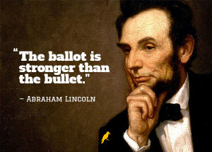 Go Vote Quotes
