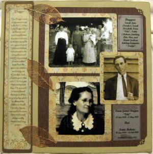 Heritage Scrapbook p3