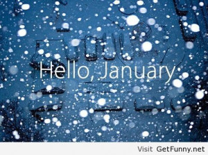 Hello January - Funny Pictures, Funny Quotes, Funny Memes, Funny Pics ...