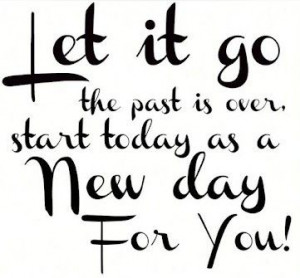 Positive Inspirational Quotes: Let it go