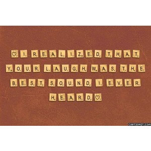 Scrabble Love Quote by mk use!