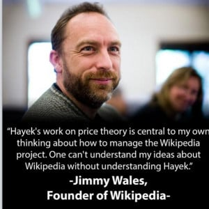 Top 5 Libertarian Quotes From Wikipedia Founder Jimmy Wales