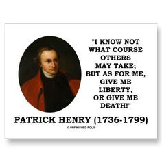 Patrick Henry: