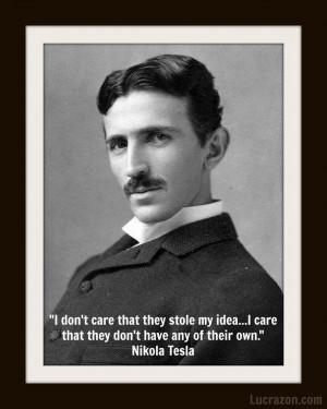 Happy Birthday to Nikola Tesla! July 10th. #science