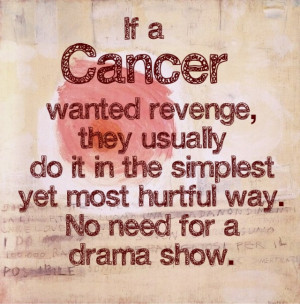 cancer sign quotes and sayings