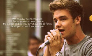 Liam Quotes♥ - one-direction Fan Art