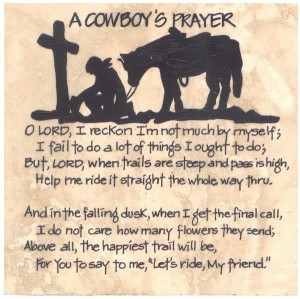 Cowgirls Quotes, Cowboy Life, Cowboy Faith, Cowboy Quotes, Country ...