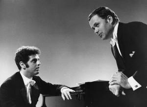 Daniel Barenboim and Dietrich Fischer Dieskau on the Janet Baker Show