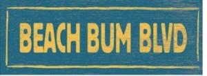 Beach Bum Blvd.