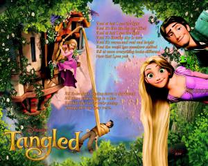 Princess Rapunzel (from Tangled) TANGLED wallpaper