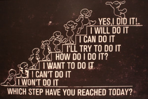 Mindfulness quote which step have you reached today