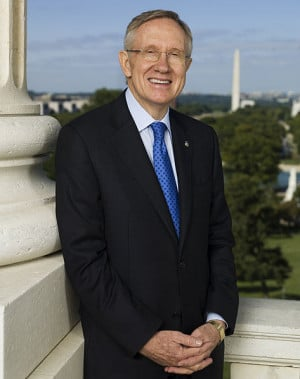 Queer Quote: Sen. Harry Reid (D-NV) on ENDA