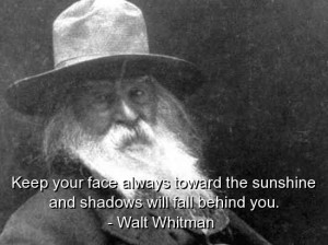 Walt whitman, quotes, best, sayings, wisdom, brainy