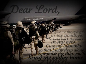 militarysos #military #soldier #deployment #goodbye
