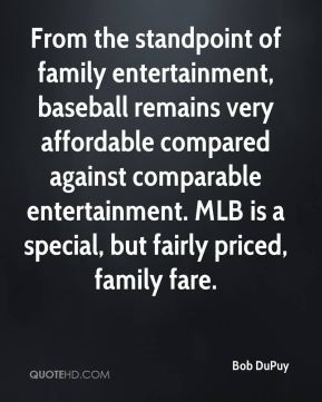Baseball Family Quotes