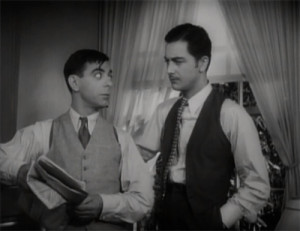 ... leo mccarey eddie cantor as eddie williams and robert young as ricardo