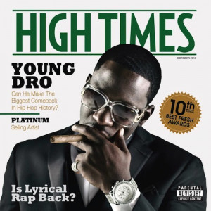 Young Dro – 'High Times' (Album Cover & Track List)