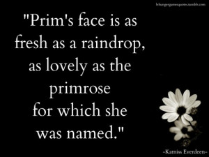 Film, the hunger games, quotes, sayings, prim s face, awesome