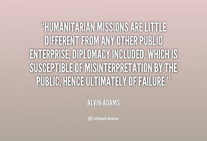 Quotes About Humanitarians