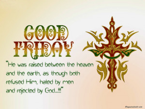 Good Friday Lyrics Sms Quotes