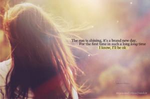 Brand New Day - Joshua Radincredit: http://weheartit.com/