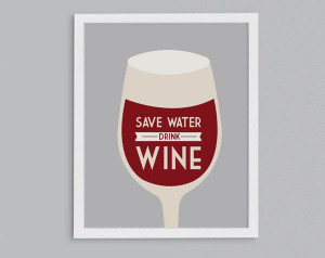 Wine Gift, Wine Quotes, Drinks Wine, Art Prints, Water Drinks, Quotes ...