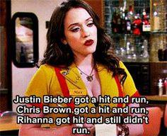 two broke girls quotes   gifs 2 Broke Girls kat dennings Max Black and ...