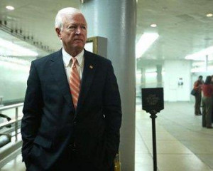 Chambliss reflects on the military and 'hormone levels'