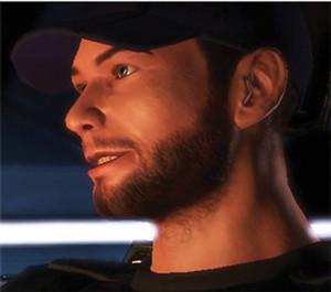Flight Lieutenant Jeff Moreau - Joker - Mass Effect
