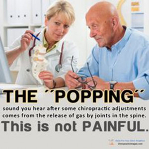 The Pop! That popping sound you hear during your Chiropractic ...