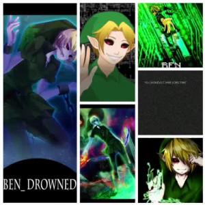 Ben Drowned slenderman creepypastaedit creepypasta Bendrowned