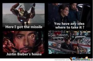 That's Iron Man