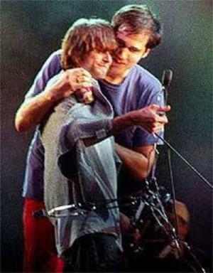 Kurt Cobain Kurt & Krist♥