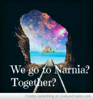 Go To Narnia