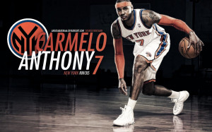 Carmelo Anthony Wallpaper 3