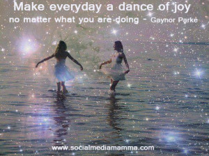 inspiring inspirational quotes Gaynor Parke