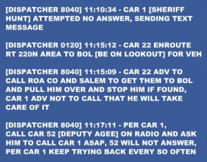 911 dispatcher quotes