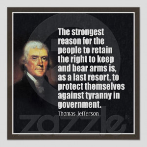 Thomas Jefferson quote - The strongest reason for the people to retain ...