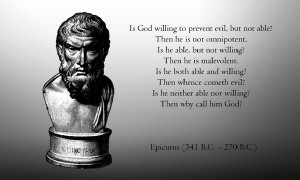 quotes epicurus atheism Knowledge Quotes HD Wallpaper