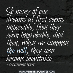quotes about life and dreams quotesgram