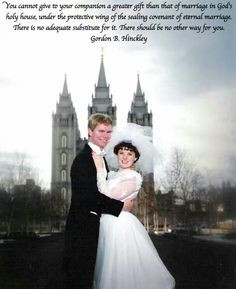 wow more eternity marriage hinckley quotes church stuff lds quotes lds ...