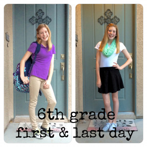 7th Graders Now And Then