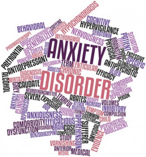 ... look at Panic Disorder, General Anxiety Disorder and Social Anxiety