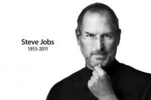 ... roundup, we've collected 60 of the most inspiring Steve Jobs quotes