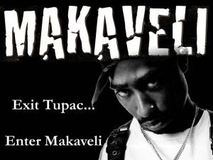 Mr. Makaveli