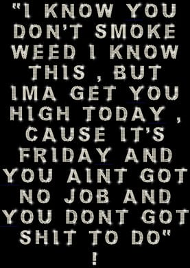 Friday Quotes Smokey Spanish