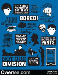 sherlock quotes more british fandoms 221b bakers sherlock quotes geek ...