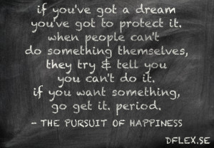 the pursuit of happyness quote