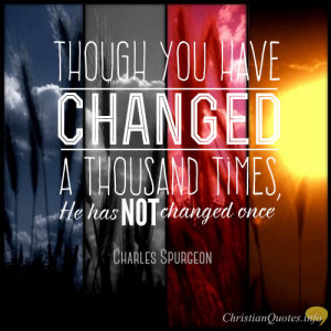 Charles Spurgeon Quote – 5 Reasons Why You Can Trust in God's ...