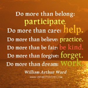 Inspirational quotes and sayings on helping, kindness, working ...